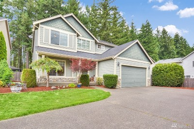 Maple Valley Single Family Home For Sale: 27408 237th Ave SE