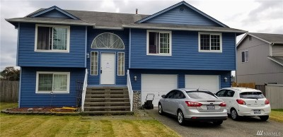 Spanaway Single Family Home For Sale: 8108 202nd St Ct E