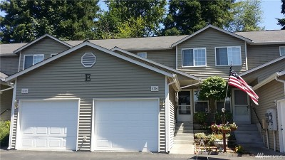 Puyallup WA Condo/Townhouse For Sale: $243,900