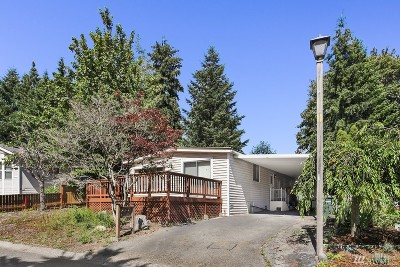 Bothell Single Family Home For Sale: 19234 127th Ave NE