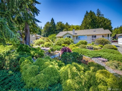 Port Ludlow Single Family Home For Sale: 105 Gamble Lane