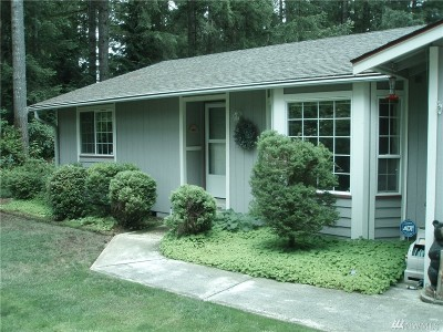 Gig Harbor Single Family Home For Sale: 10014 135th St NW