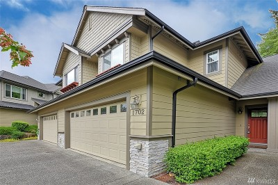 Mill Creek Condo/Townhouse For Sale: 13824 N Creek Dr #1702