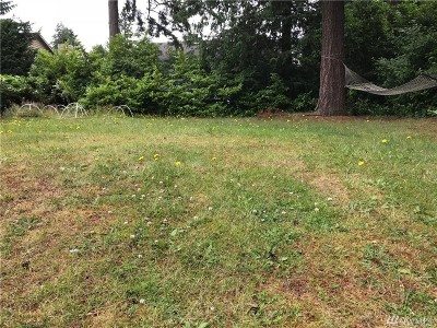 Seattle Residential Lots & Land For Sale: 10708 19th Ave NE