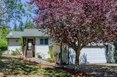 Freeland Single Family Home Sold: 1373 Joseph Lane