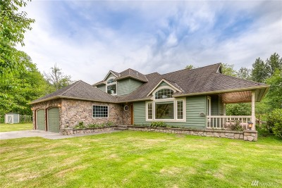 Sultan Single Family Home For Sale: 1408 Gohr Rd