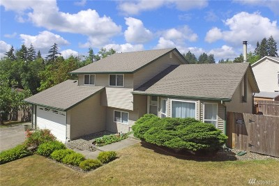 Port Orchard Single Family Home For Sale: 2630 Aspen Ct SE