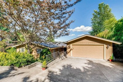Kenmore Single Family Home For Sale: 19330 67th Ave NE