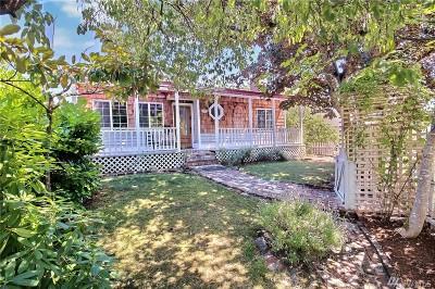 Shoreline Single Family Home For Sale: 15262 6th Ave NE