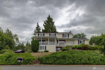 King County Single Family Home For Sale: 19532 SE 16th St