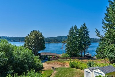 Gig Harbor Single Family Home For Sale: 6220 Cromwell Dr NW