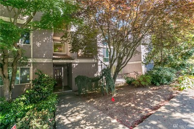 Seattle Condo/Townhouse For Sale: 1324 W Emerson St #105