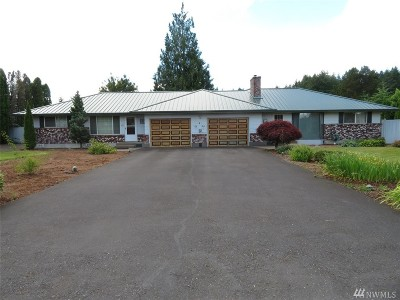Winlock Multi Family Home For Sale: 877 King Rd
