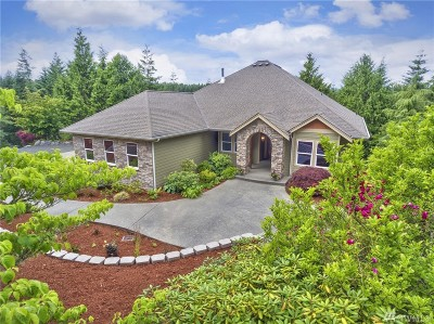 Port Orchard Single Family Home For Sale: 1158 SW Harper Rd