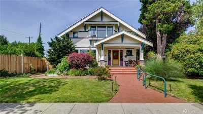 Single Family Home For Sale: 2405 Victor St