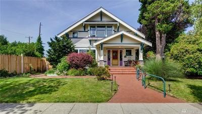 Bellingham Single Family Home For Sale: 2405 Victor St