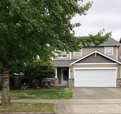 Tumwater Single Family Home For Sale: 7107 Bronington Dr SW