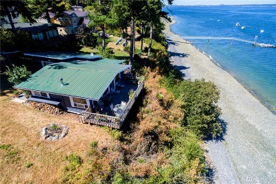 Coupeville Single Family Home Sold: 775 Roberts Bluff Rd