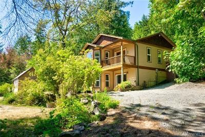 Skagit County Single Family Home For Sale: 7106 San Juan Hill Lane