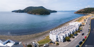 Anacortes Condo/Townhouse Sold: 2329 Skyline Wy #15