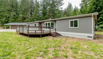 Maple Valley Single Family Home For Sale: 28320 SE 228th St