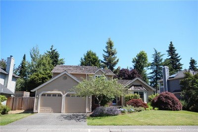 Bothell Single Family Home For Sale: 3227 210th St SE