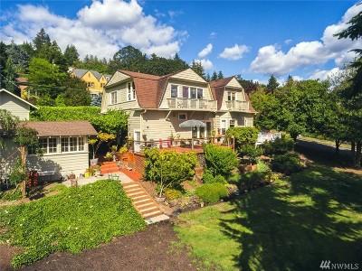 Chehalis Single Family Home For Sale: 82 NE North St