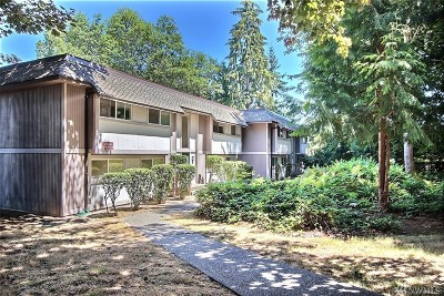 Federal Way Condo/Townhouse For Sale: 4601 SW 320th St #A8