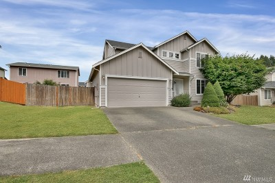 Lakewood Single Family Home For Sale: 9729 109th St Ct SW