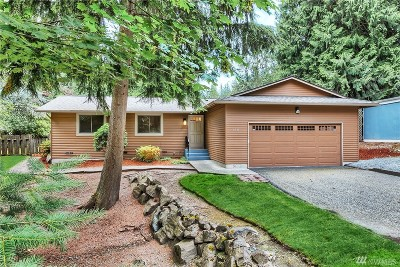 Issaquah Single Family Home For Sale: 610 Mountainside Dr SW