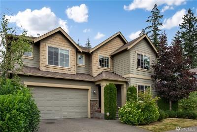 Redmond Single Family Home For Sale: 10802 243rd Ave NE