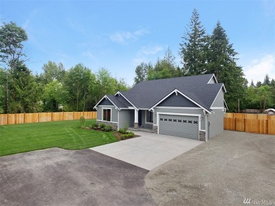 Puyallup Single Family Home For Sale: 7310 126th St E