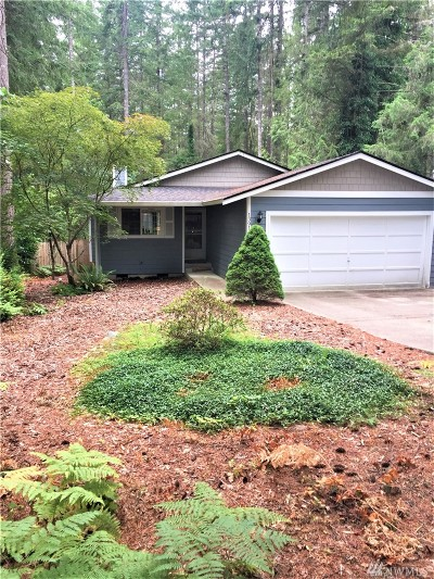Gig Harbor Single Family Home For Sale: 13914 Willow Tree Lane