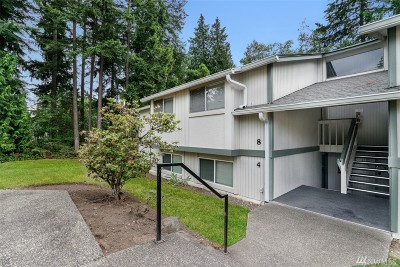 Federal Way Condo/Townhouse For Sale: 32323 4th Place S #O-4