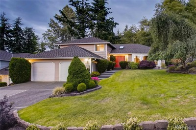 Federal Way Single Family Home For Sale: 32008 11th Ave SW