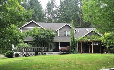 Gig Harbor Single Family Home For Sale: 5816 33rd St Ct NW