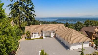 Bellevue Single Family Home For Sale: 5918 173rd Lane SE