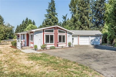 Thurston County Single Family Home For Sale: 16119 85th Ct SE