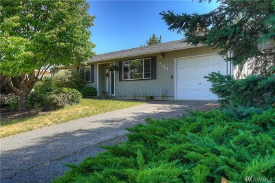 Single Family Home For Sale: 2801 N Claremont Dr