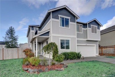 Orting Single Family Home For Sale: 1117 Sigafoos Ave NW
