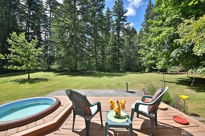 Langley Single Family Home Sold: 5154 Coles Rd