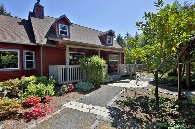 Langley Single Family Home Sold: 5575 Langley Rd