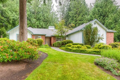 Skagit County Single Family Home Pending: 2305 Lake Park Dr