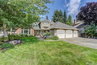 Sammamish Single Family Home For Sale: 4421 244th Place SE