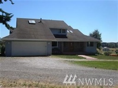 Ferndale Single Family Home Sold: 5898 Barr Rd