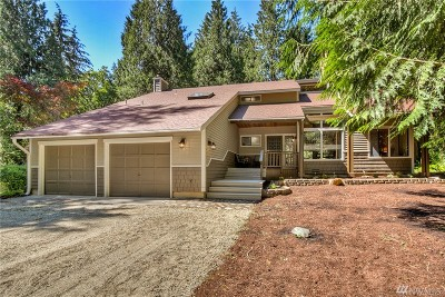 Maple Valley Single Family Home For Sale: 28450 SE 228th St