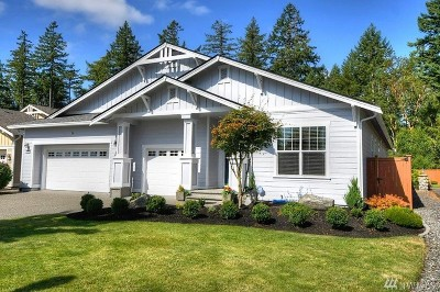 Thurston County Single Family Home For Sale: 5066 Cypress Lp NE