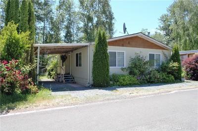 Bellingham Mobile Home For Sale: 4015 Eliza Ave #95