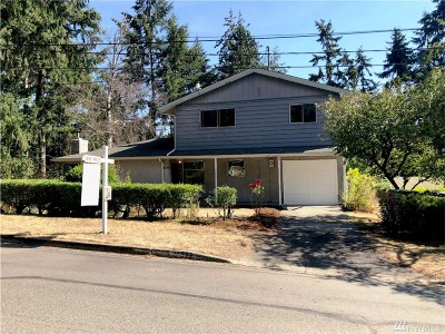Bellevue Single Family Home For Sale: 14627 SE 41st St