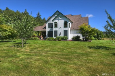 Poulsbo Single Family Home For Sale: 22611 Big Valley Rd NE
